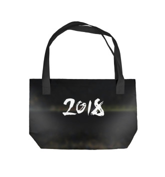 Пляжная сумка 2018