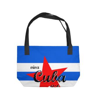 Пляжная сумка Куба