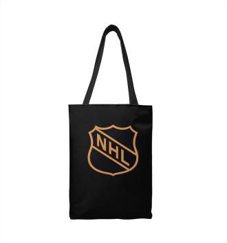 Сумка-шоппер НХЛ