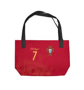 Пляжная сумка Криштиану Роналду - Сборная Португалии