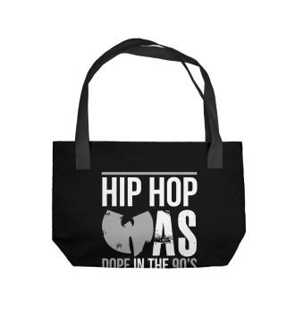 Пляжная сумка Dope Hip Hop