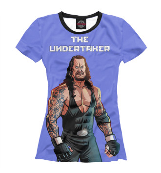 Женская Футболка The Undertaker