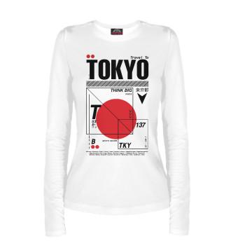 Женский Лонгслив Tokyo