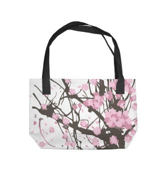 Пляжная сумка Сакура