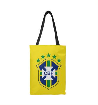 Сумка-шоппер Бразилия