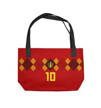 Пляжная сумка Эден Азар - Сборная Бельгии