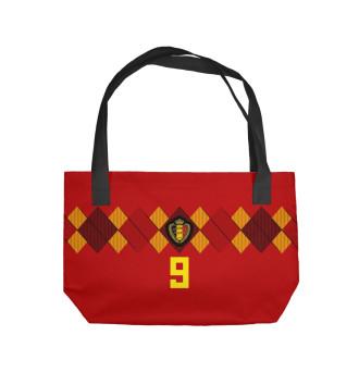 Пляжная сумка Ромелу Лукаку - Сборная Бельгии