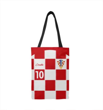 Сумка-шоппер Лука Модрич - Сборная Хорватии