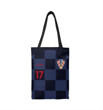 Сумка-шоппер Марио Манджукич - Сборная Хорватии