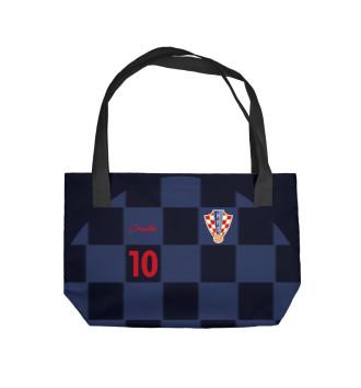 Пляжная сумка Лука Модрич - Сборная Хорватии