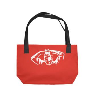 Пляжная сумка Дзюба