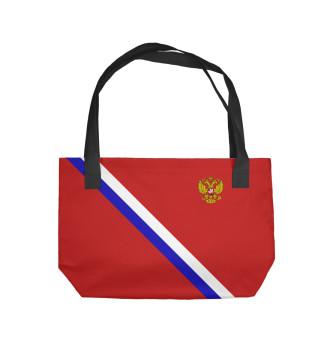 Пляжная сумка Россия Дзюба 22