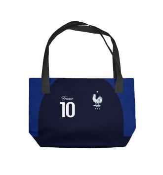 Пляжная сумка Килиан Мбаппе - Сборная Франции
