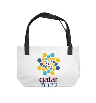 Пляжная сумка Катар 2022