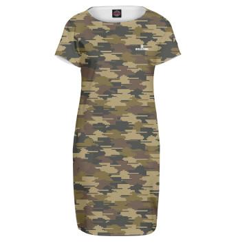 Женское Платье летнее World of Tanks