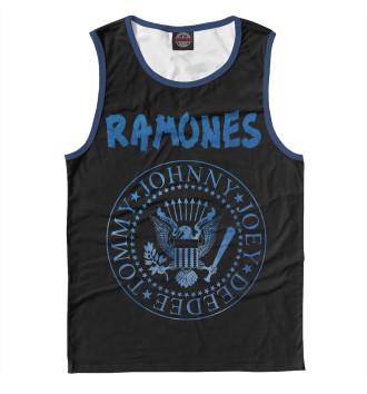 Мужская Майка Ramones