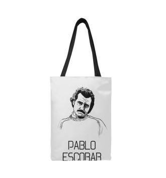 Сумка-шоппер Pablo Escobal