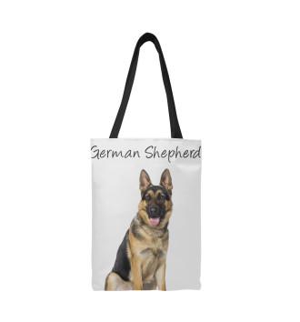 Сумка-шоппер German Shepherd