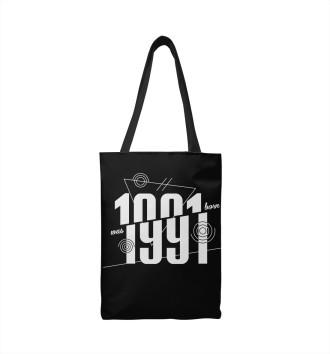 Сумка-шоппер Год рождения 1991