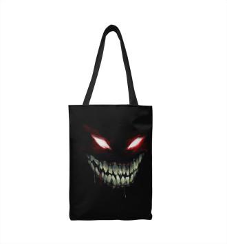 Сумка-шоппер Horror Smile