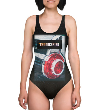 Женский Купальник-боди Thunderbird