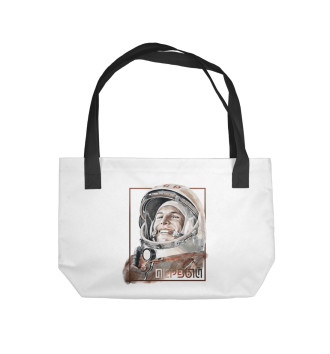 Пляжная сумка Гагарин