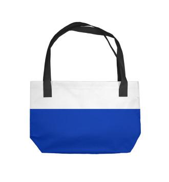 Пляжная сумка Символика России