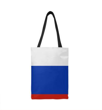 Сумка-шоппер Символика России