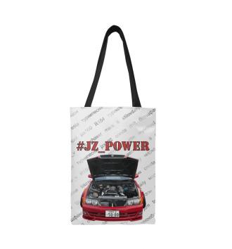 Сумка-шоппер JZ_POWER Ver.1