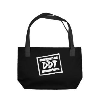 Пляжная сумка ДДТ