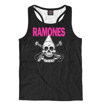 Мужская Борцовка Ramones