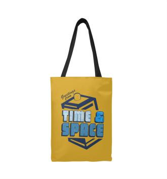 Сумка-шоппер Time & Space