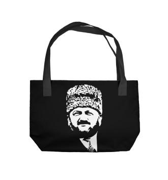 Пляжная сумка Akhmat Fight Club
