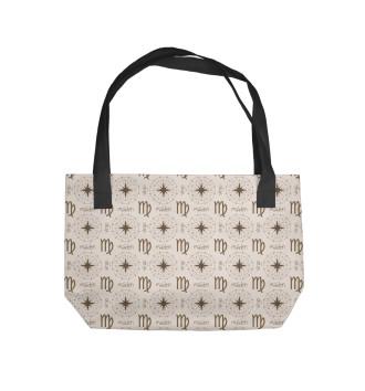 Пляжная сумка Дева