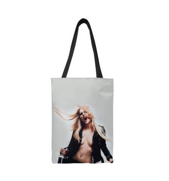 Сумка-шоппер Avril Lavigne