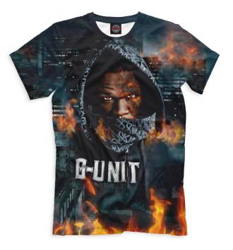 Мужская Футболка 50 Cent
