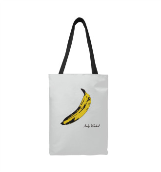 Сумка-шоппер Банан Andy