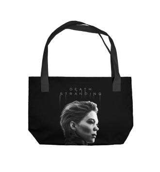 Пляжная сумка Death stranding Lea Seydoux