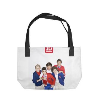 Пляжная сумка One Direction