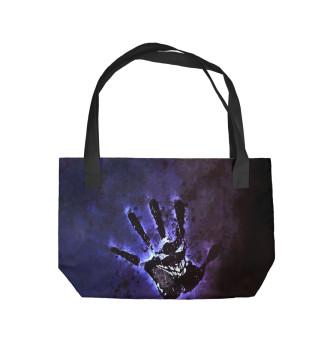 Пляжная сумка Disturbed
