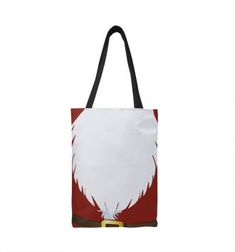 Сумка-шоппер Дед Мороз