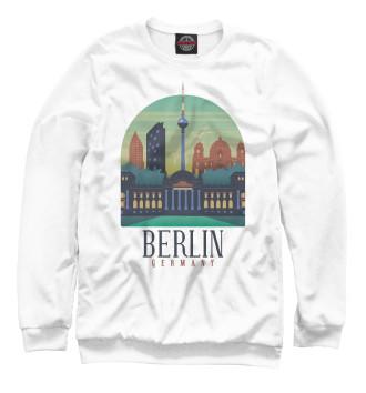 Женский Свитшот Berlin
