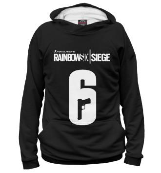 Женское Худи Rainbow Six: Siege