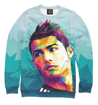 Мужской Свитшот Cristiano Ronaldo