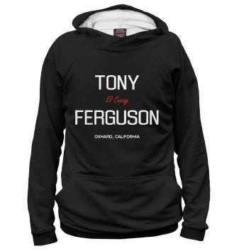 Женское Худи Tony Ferguson El Cucuy