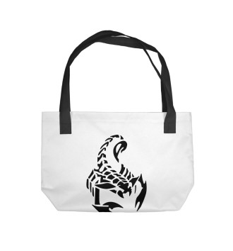 Пляжная сумка Scorpions