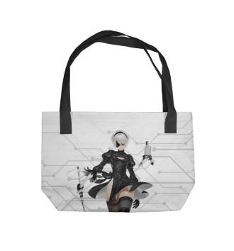 Пляжная сумка NieR: Automata