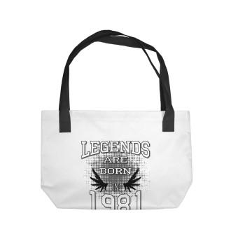 Пляжная сумка 1981