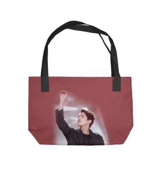 Пляжная сумка Dimash kudaibergen