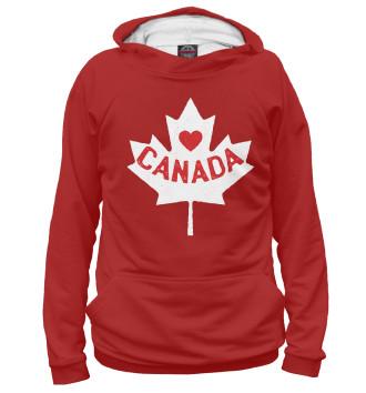 Мужское Худи Canada